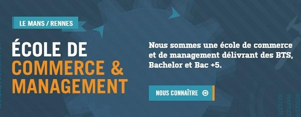Ecole de commerce Rennes