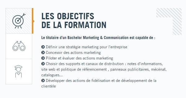 BAC +3 communication rennes