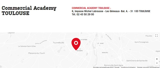 metier commercial toulouse
