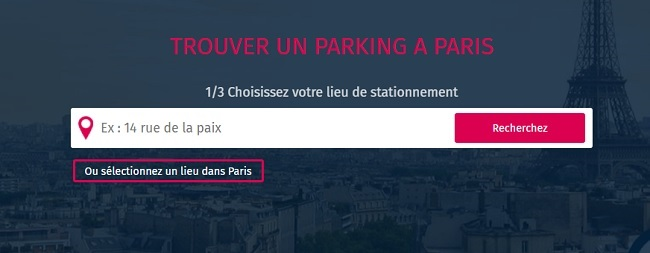 parking Opéra