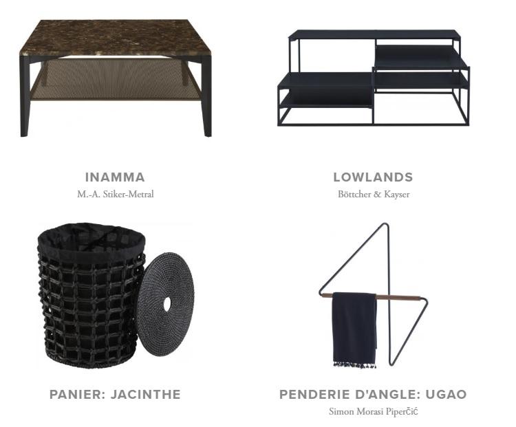 meubles haut de gamme